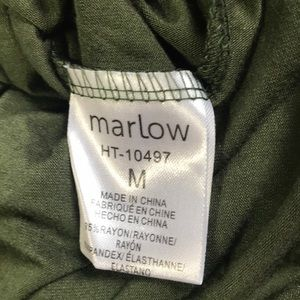 Marlow Tops - Marlow Luxuriously Soft Rayon Hi-Lo Top